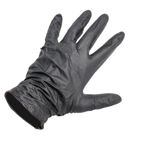 Size L nitrile glove