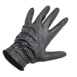 Rękawiczki gumowe rozmiar  L (8-9) / Rękawiczka 1 SZT