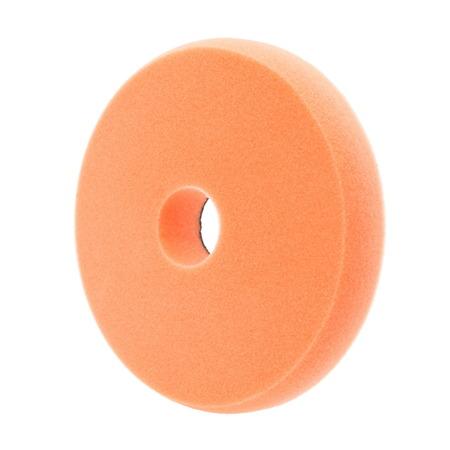 RRC CLASSIC DA Pomarańczowa Średnio Twarda gąbka polerska 135mm / Pad polerski