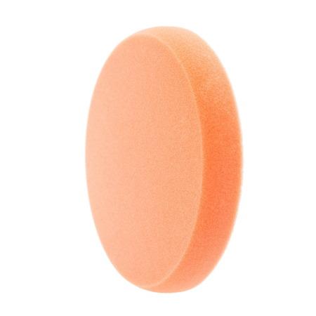 RRC CLASSIC Pomarańczowa Średnio Twarda gąbka polerska 135mm / Pad polerski