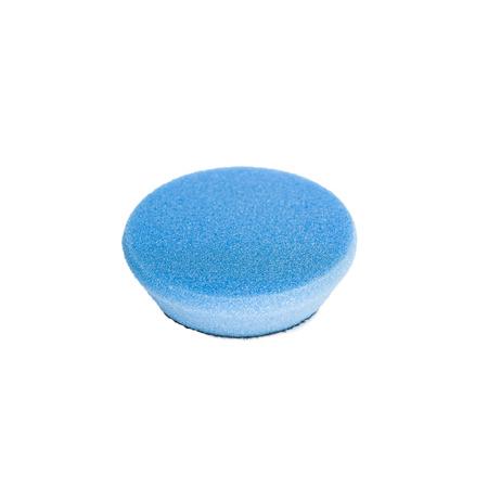 RRC PRO Niebieska Twarda gąbka polerska 80mm / Pad polerski